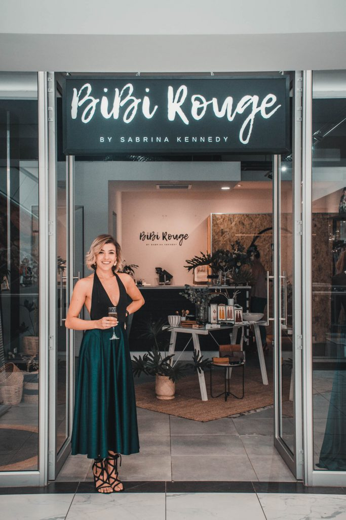 Image result for bibi rouge store launch